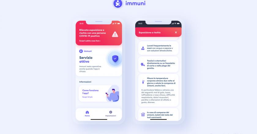 Itália lança aplicativo para rastrear infectados por coronavírus