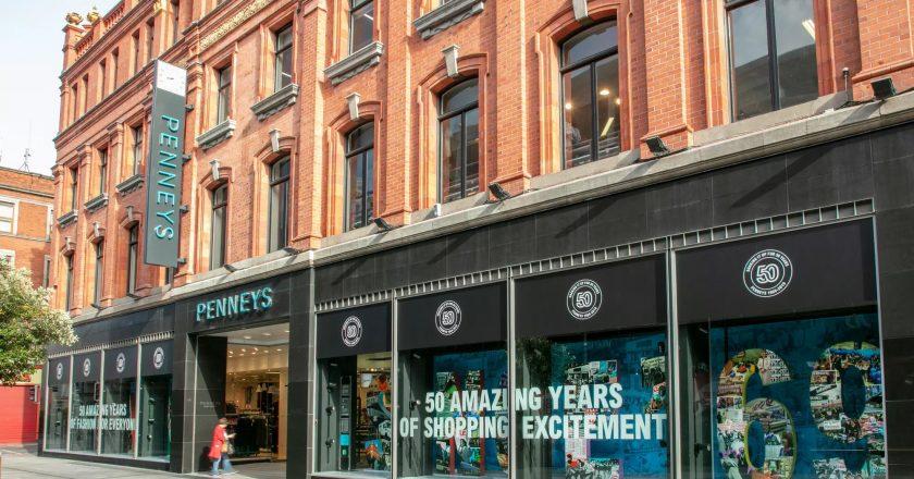 Penneys reabre lojas a partir da próxima sexta-feira na Irlanda