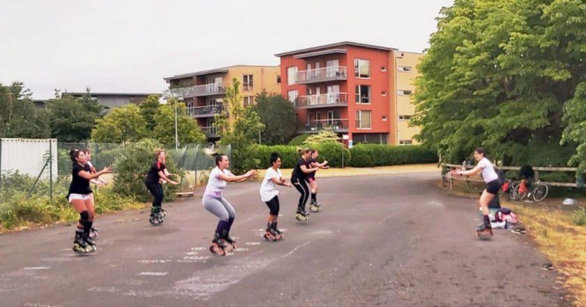 Atividades físicas em grupos de até 15 pessoas são liberadas na Irlanda