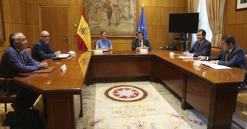 Governo espanhol confirma prorrogação do ERTE até setembro