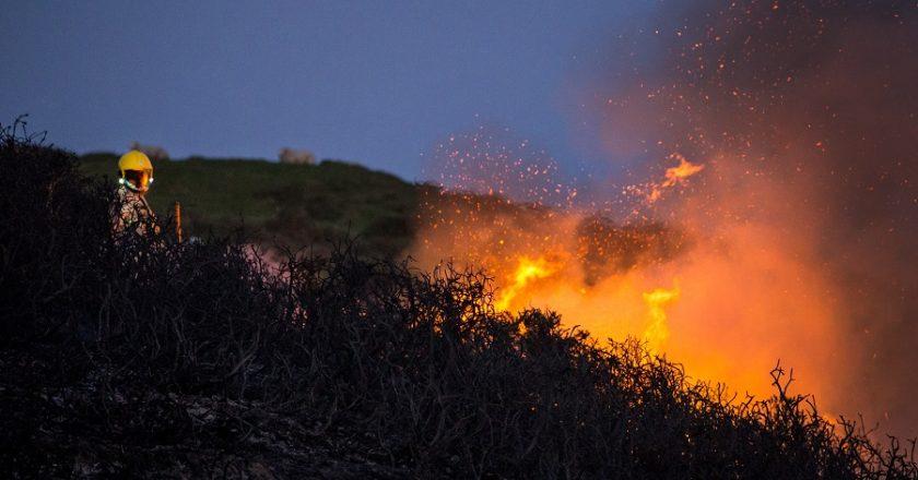 Incêndios: 15 cidades de Portugal em risco máximo