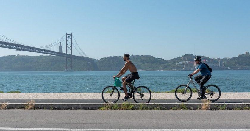 Lisboa tem aumento de 70% em pedidos de reembolso na compra de bicicletas