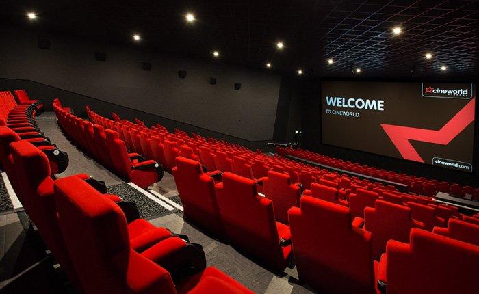 Maior cinema da Irlanda reabre no final de julho