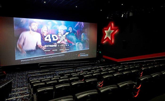 Após adiamento, maior cinema da Irlanda define data de reabertura
