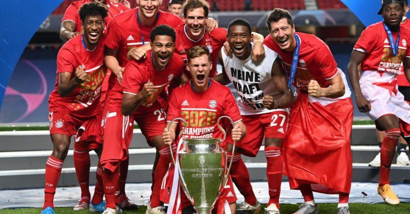 Bayern derrota PSG e conquista a Liga dos Campeões pela sexta vez