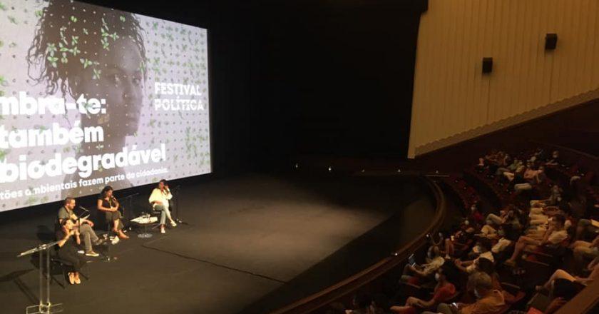 Debate sobre o Brasil é destaque no Festival Política em Lisboa