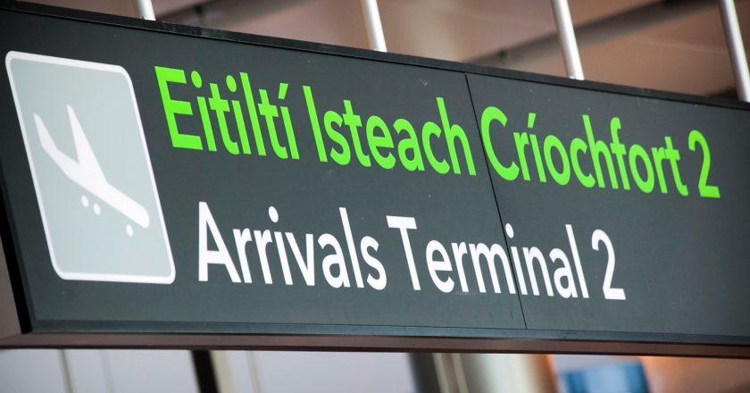Irlanda impõe quarentena e teste de Covid-19 obrigatórios para passageiros do Brasil