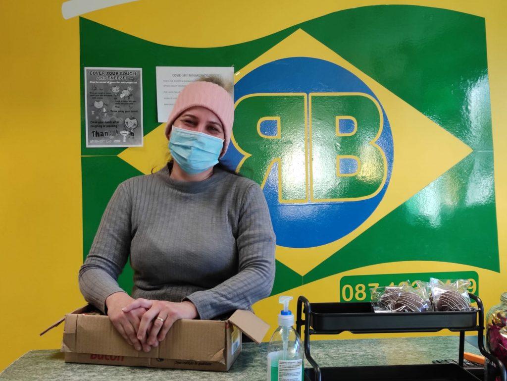 Brasileiros em Gort