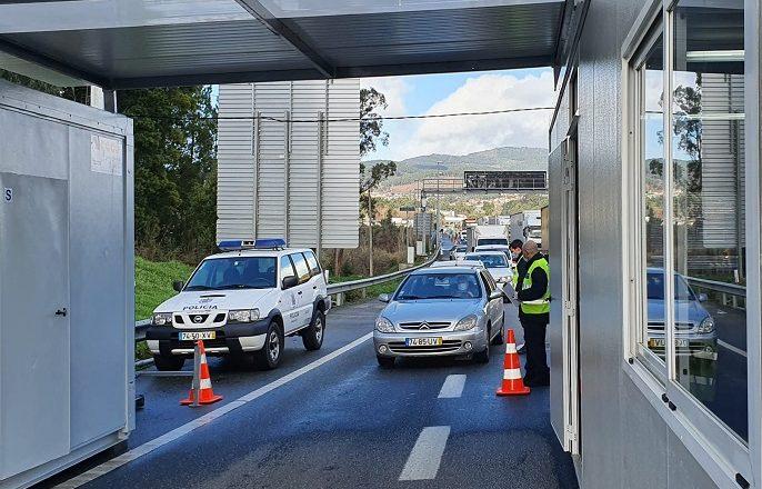 Espanha prolonga fechamento da fronteira com Portugal até março