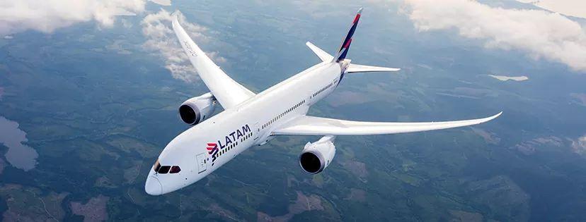 Latam vai realizar três voos especiais entre Lisboa e São Paulo neste mês