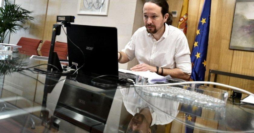 Vice de governo da Espanha deixa cargo para disputar eleições em Madri
