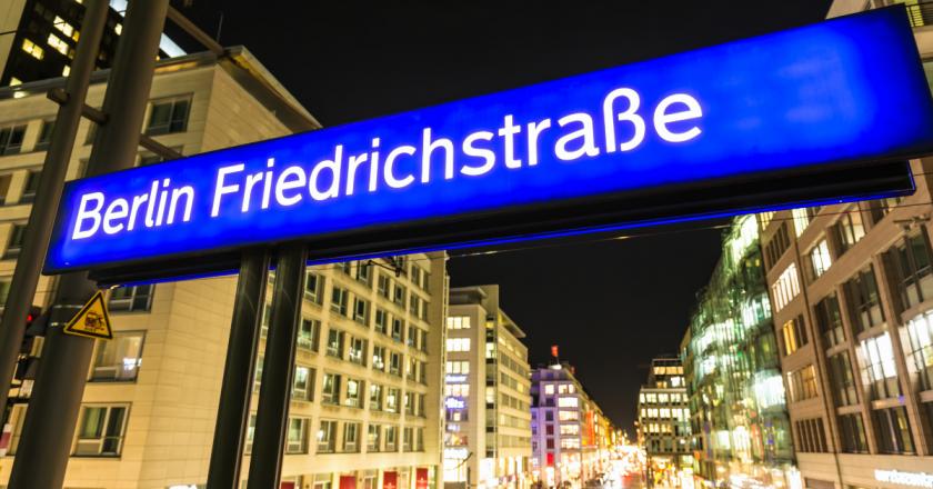 Alemanha autoriza reabertura de lojas na próxima semana