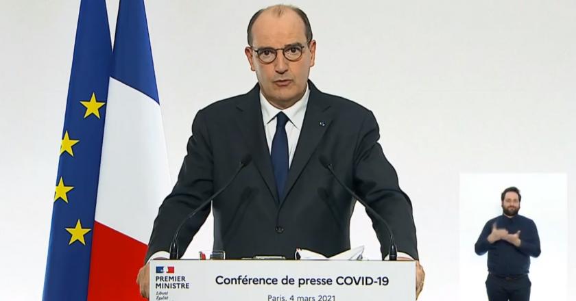 França coloca mais um departamento em confinamento aos finais de semana