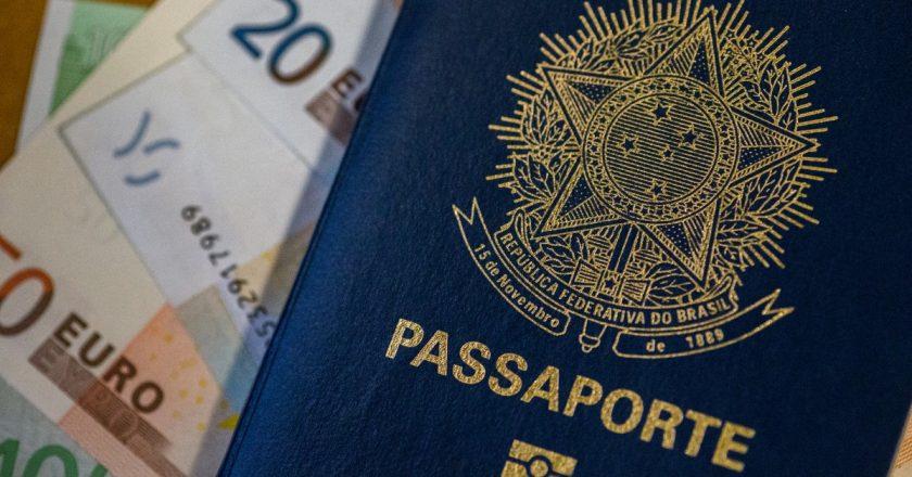 Restrições da pandemia no Brasil reduzem emissão de vistos portugueses