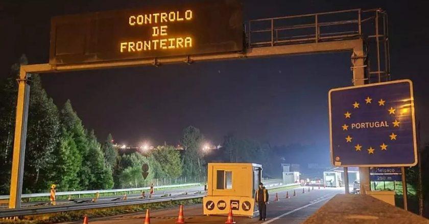 Em dois meses, Portugal barra seis mil pessoas na fronteira com a Espanha