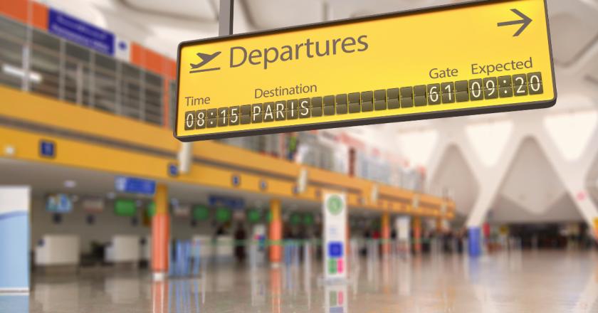 Bloqueio da França a voos do Brasil vai até o dia 19 de abril
