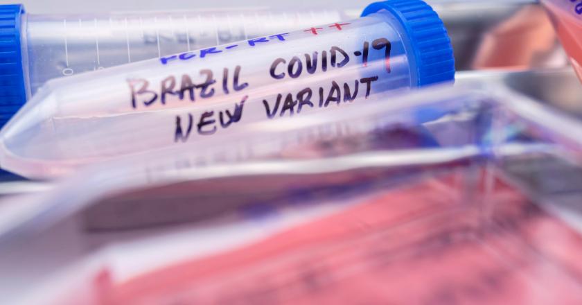 Covid-19: Portugal registra aumento de casos da variante brasileira