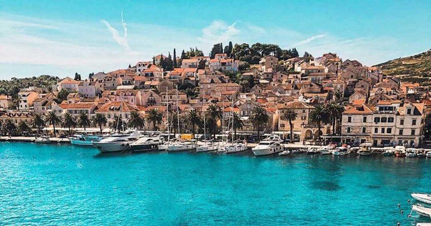 Croácia recebe quase 300 mil turistas no final de semana
