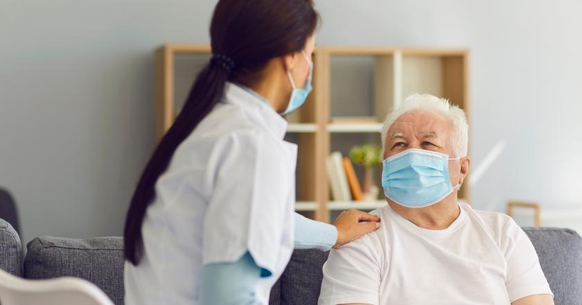 Madri retoma atendimento presencial nos postos de saúde