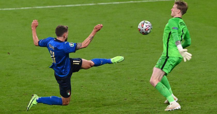 Itália vence Inglaterra nos pênaltis e conquista Eurocopa em Londres