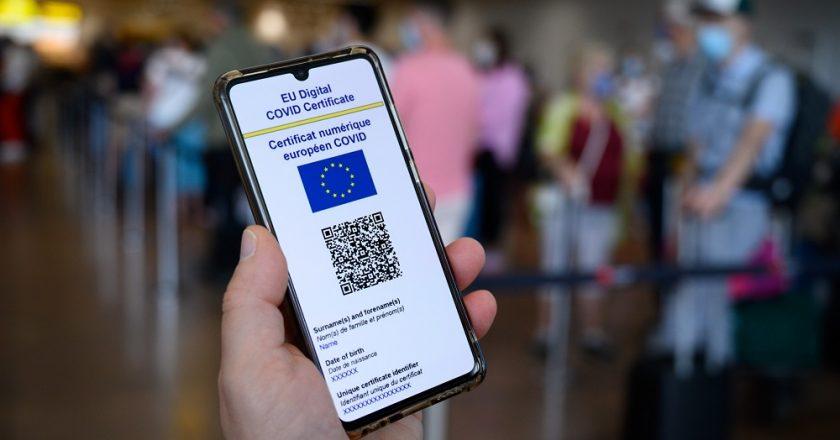Certificado Covid Digital entra em vigor com 200 milhões de documentos emitidos na UE