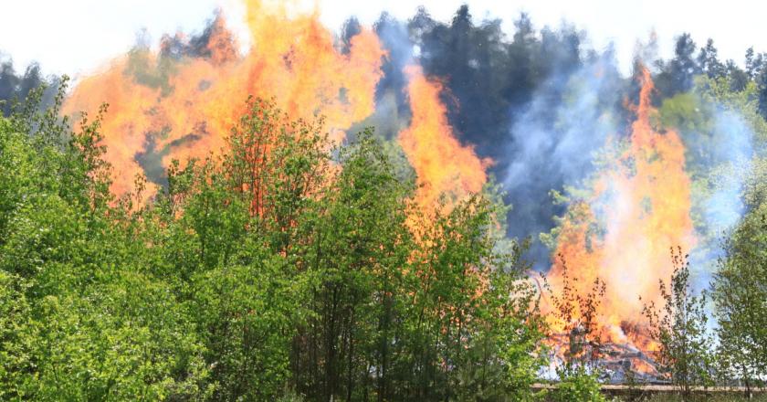 Portugal declara situação de alerta pelo risco de incêndios