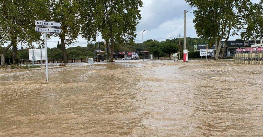 França amplia estado de alerta no país devido às chuvas