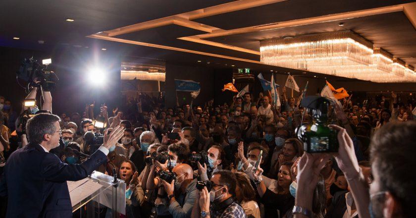 Oposição vence eleição municipal em Lisboa