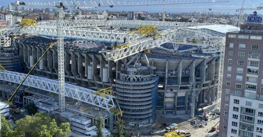 Estádio Santiago Bernabéu reabre ao público neste domingo