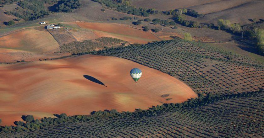 Portugal terá festival internacional de balonismo em novembro