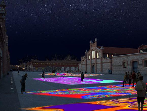 Madri promove primeira edição do Festival Internacional de Luz