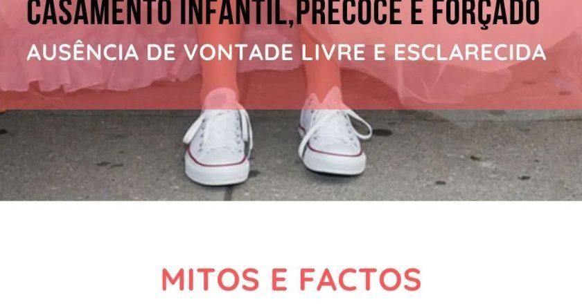 Portugal lança campanha contra casamentos infantis