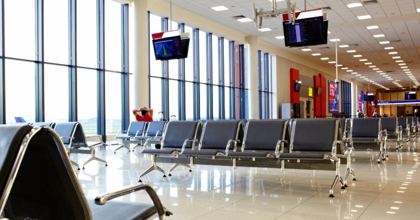 Espanha libera a entrada de acompanhantes nos aeroportos