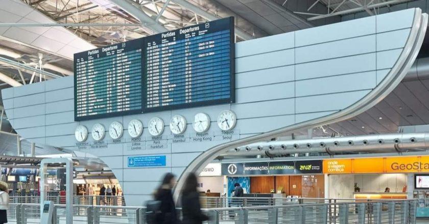 Portugal implementa reconhecimento facial em mais três aeroportos do país